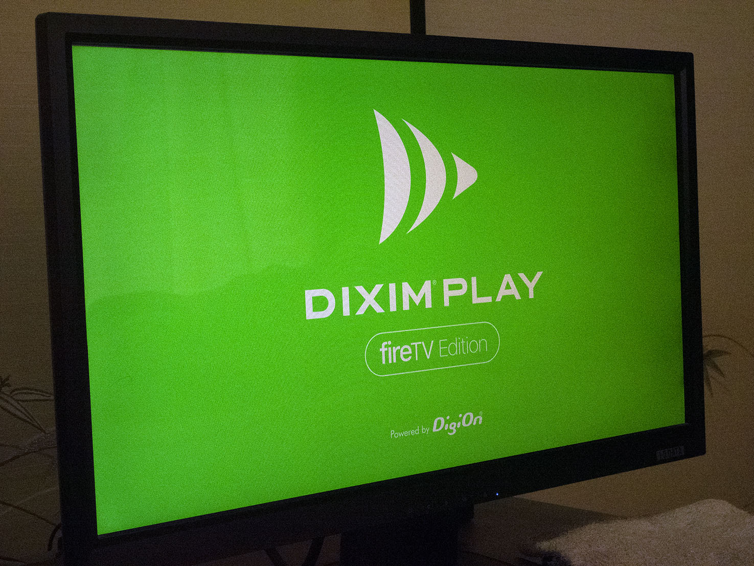 Amazon Fire TV Stick + DiXiM Play Fire TV版